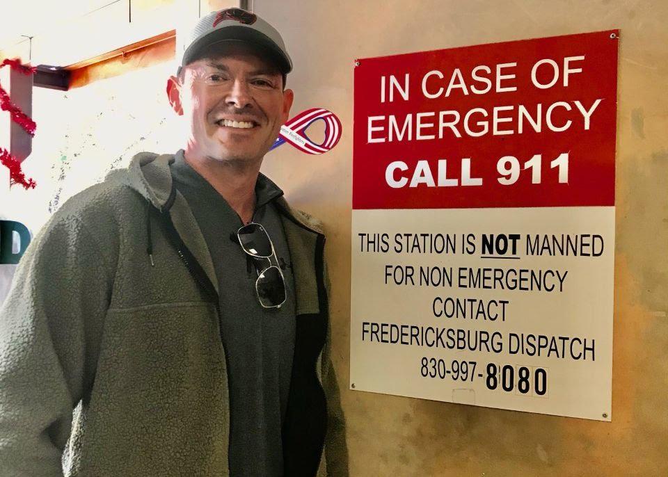 Florida Good Samaritan Dubbed 'Tampa Chainsaw Man' Helping Texans in Deep-Freeze Crisis